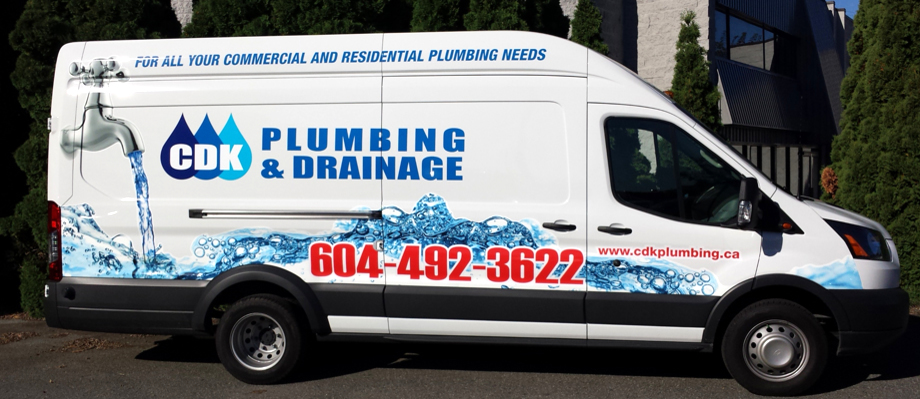 CDK Plumbing: Commercial and Residential Plumbing Experts!